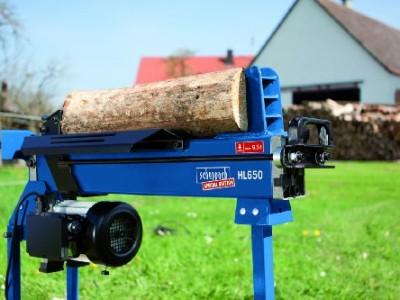 Scheppach Brennholzspalter T650
